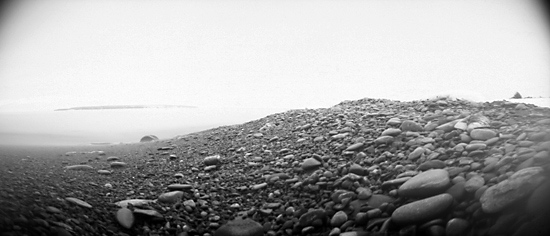 north keppel beach a 90 second exposure with the can camera pinhole ... Exposure